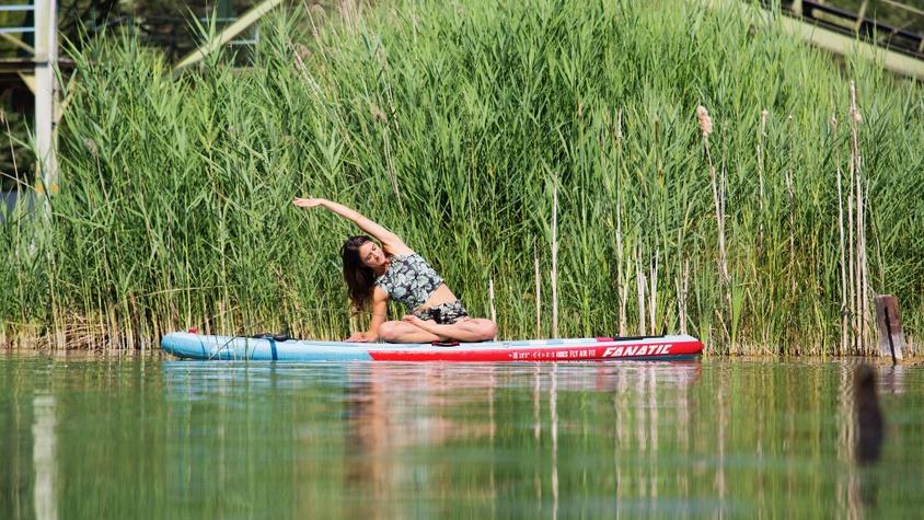 Yoga / Stand up paddle