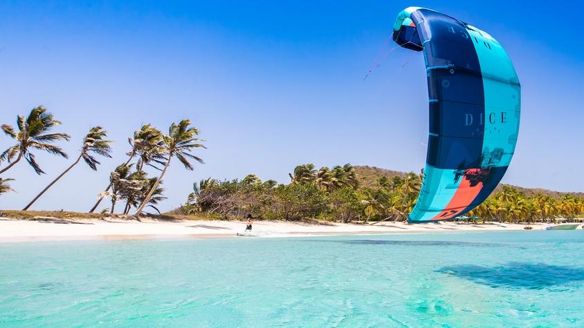 Les meilleurs spots de kitesurf